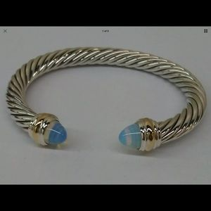 David Yurman 7mm Cable Bracelet!